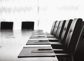 board meeting table chairs